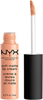 NYX Professional Makeup Soft Matte Lip Cream, High-Pigmented Cream Lipstick in Cairo