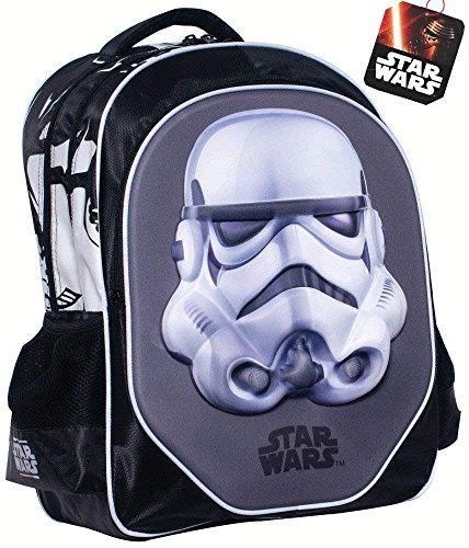 misterpeluche-it Star Wars - Disney Disney MOCHILLA Escuela 338-18031
