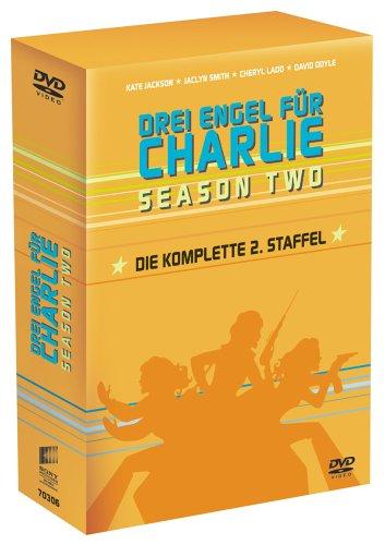 3 Engel für Charlie - Season Two [6 DVDs]