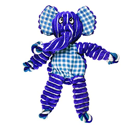 KONG Floppy Knots Elephant, Dog Toy, Medium/Large