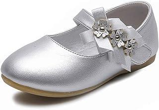 N/P Joeupin Mary Jane - Zapatos de vestir para niñas pequeñas