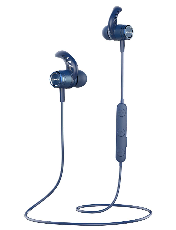 Mpow Headphones Waterproof Bluetooth Cancellation