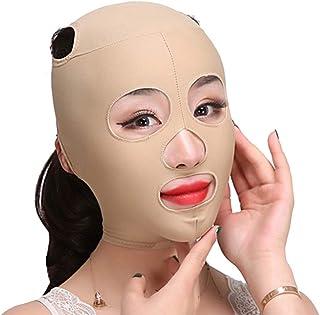 Afslankgordel voor vrouwen, dubbele kinverkleiner, Face Lifting Slimming Bandages V-lijngordel Facial Facial Double Chin C...