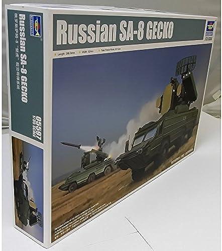 comprar barato Trumpeter 1 35 Russian Sa-8 Gecko   05597 05597 05597 - Plastic Model Kit  de moda