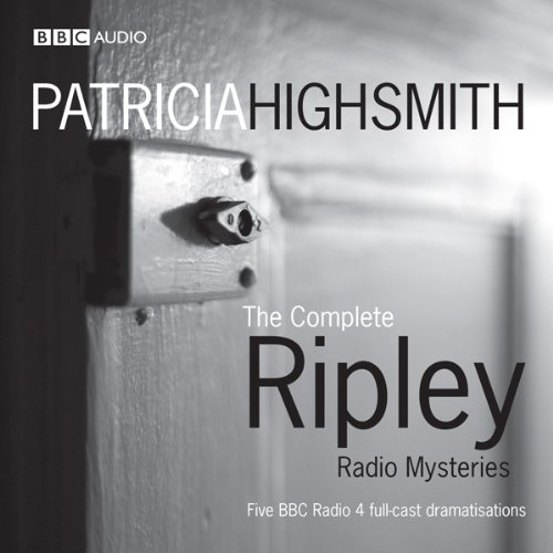 The Complete Ripley Radio Mysteries cover art