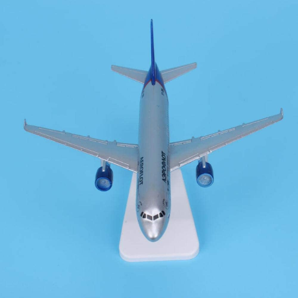 Aeroflot Airbus A380 lowest price Airplane Metal die-cast Airplan Model OFFicial store