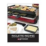 Libro di ricette della raclette di Swissmar