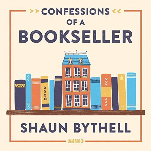 Confessions of a Bookseller cover art