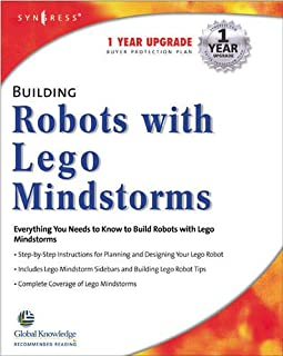 Building Robots With Lego Mindstorms : The Ultimate Tool for Mindstorms Maniacs