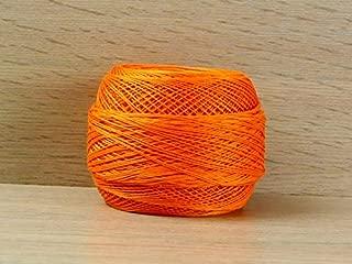 DMC Cebelia Scottish Cotton Crochet Thread Size 20 741 - per 50 gram ball