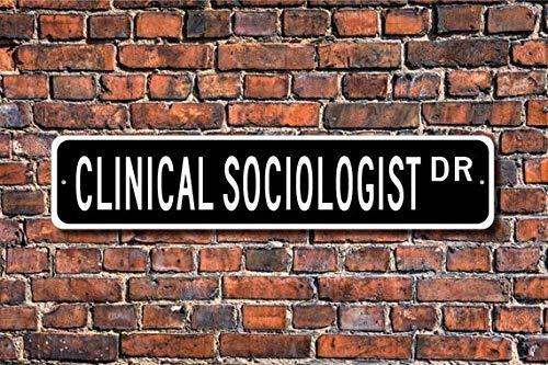 BCTS Clínico Sociólogo Clínico Sociólogo Regalo Clínico Sociólogo Signo Sociólogo Decoración al...