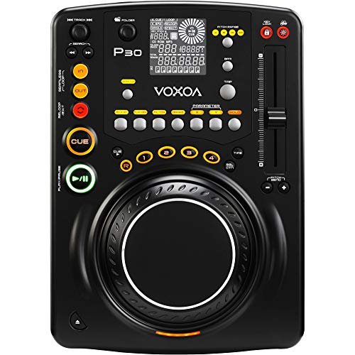 VOXOA P30 - Reproductor USB/MIDI/CD/MP3