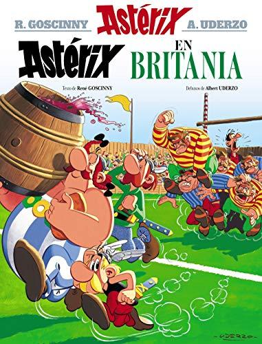 Astérix en Britania (Infantil E Xuvenil - Cómics)
