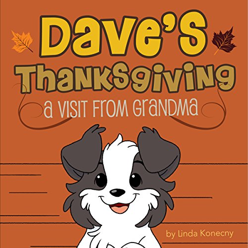 Dave's Thanksgiving audiobook cover art