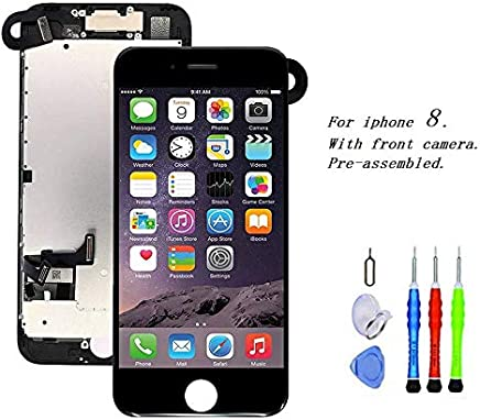 Premium Screen Replacement Compatible with iPhone 8 4.7...