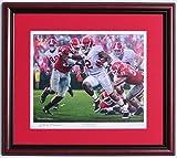 Alabama Football The Washout vs. Georgia by Daniel Moore - Featuring 2015 Heisman Trophy Winner Derrick Henry