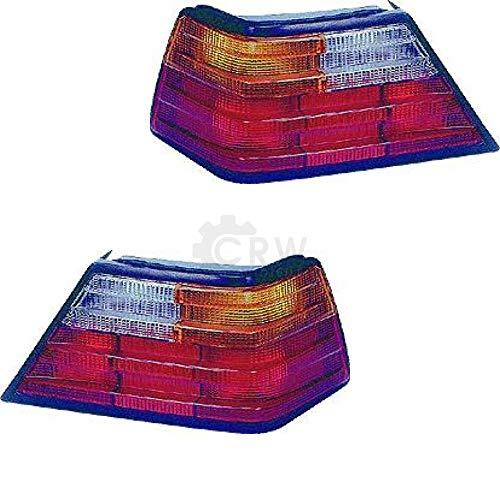 Rückleuchten Heckleuchten Set E-Kl. DB W124 85-93 AUCH COUPE