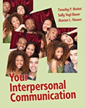 your interpersonal communication mottet