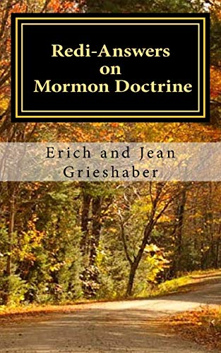 Redi-Answers on Mormon Doctrine