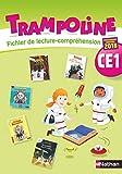 Trampoline CE1 - Fichier lecture-compréhension