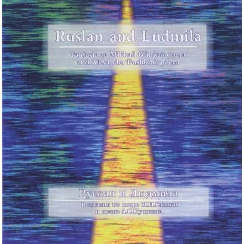 Book Review – Red October Russian Reads – Ruslan and Lyudmila by Alexander Pushkin