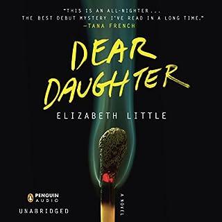 Dear Daughter audiobook cover art