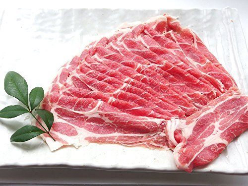 銘柄豚 [ 米澤豚一番育ち ] 水炊き 用 豚肉 1Kg