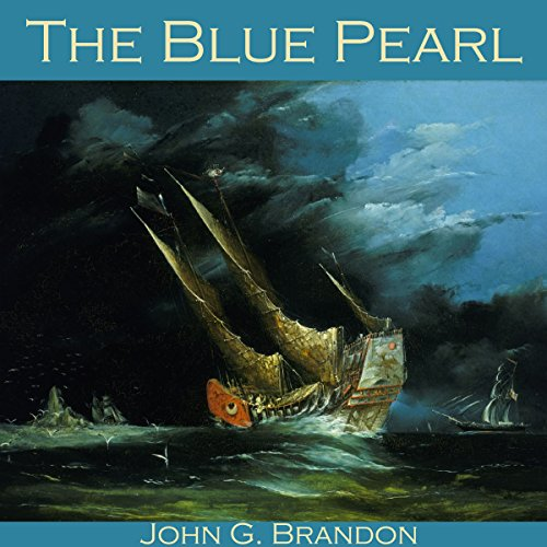 The Blue Pearl audiobook cover art