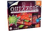 Family Games- Gioco da Tavolo Quizzers, 36.5 x 51 x 77 cm, 37921