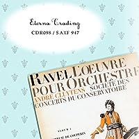[CD-R] A.クリュイタンス指揮パリ音楽院o. ラヴェル:管弦楽曲集Vol.4