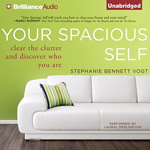 Your Spacious Self audiobook cover art