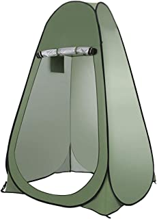 Outdoor Changing Clothes Shower Tent Camp Toilet Pop-up Room Privacy Shelter Multi-use DHL GH9438