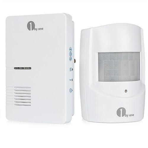 Splinterny PIR Sensor with Alarm: Amazon.co.uk ES43