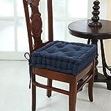 Homescapes extrahohes Sitzkissen orthopädisch mit Bändern Sitzerhöhung Aufstehhilfe ca. 40 x 40 x...