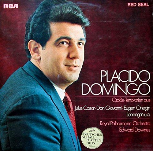 Große Tenorarien aus Julius Caeasar, Don Giovanni.. / Vinyl record [Vinyl-LP]