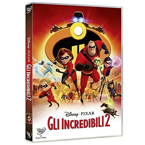 Gli Incredibili 2 ( DVD)