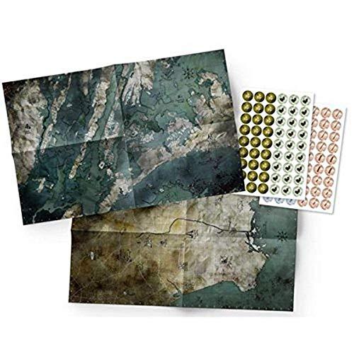 MUTANT - YEAR ZERO MAPS & MARK