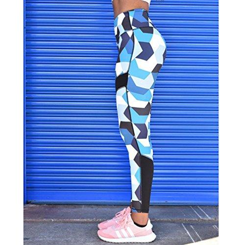 Vrouwen hoge taille yoga broek buik controle afslanken Booty legging training Running Butt Lift panty