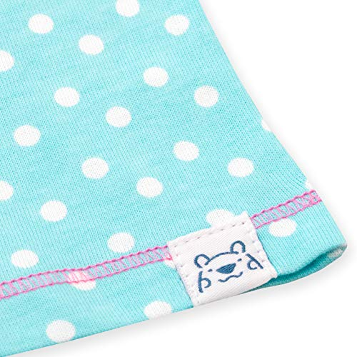 Harry Bear Girls Ballerina Princess T-Shirt Blue Age 3 to 4 Years