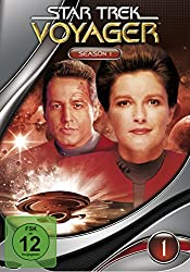 Cover Star Trek Voyager Staffel 1