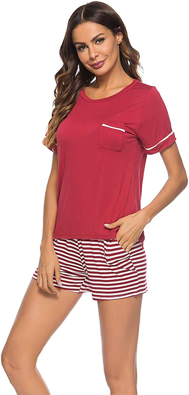 Poseca Women Homewear Short Pyjamas Sets