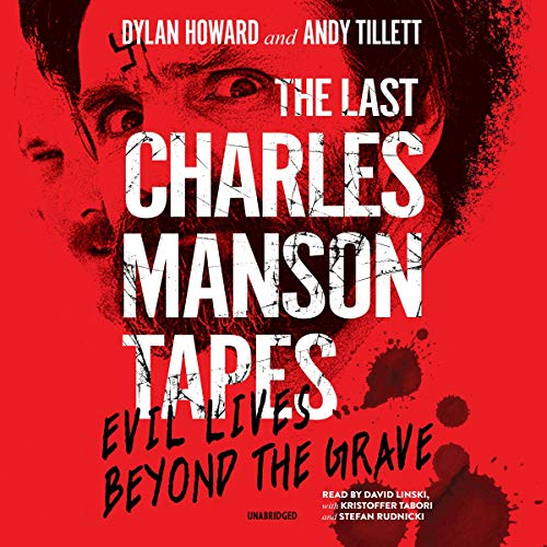 The Last Charles Manson Tapes cover art