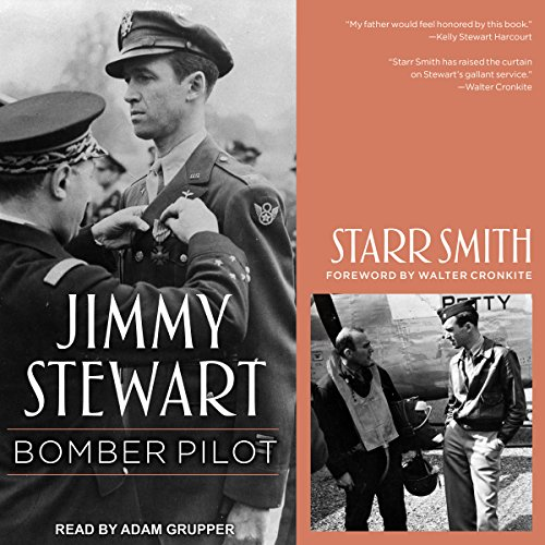 Jimmy Stewart: Bomber Pilot cover art