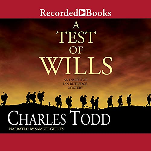 A Test of Wills Audiobook By Charles Todd cover art