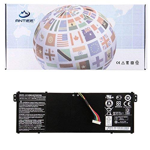 ANTIEE 15.2V 48Wh AC14B8K Batteria di ricambio per Acer Aspire E3-111 ES1-511 V3-111 V3-371 V5-132 E5-771G Chromebook 11 CB3-111 13 CB5-311 TravelMate B115-M laptop