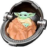 Star Wars Play Toy S Baby S Baby With Airship The Anime Personajes Colección Estatua para Niños Adultos Verde bebe yoda peluche (Color : Green)
