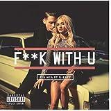 Qqwiter Pia Mia F ** k Mit U (Feat. G-Eazy) Poster und