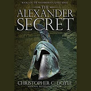 The Alexander Secret audiobook cover art