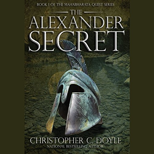 The Alexander Secret cover art