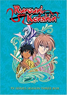 Rurouni Kenshin - TV Series Volume Three